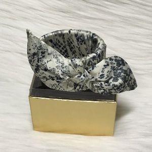 NWT!! Chico's Boxed Snake Print Scarf Bracelet